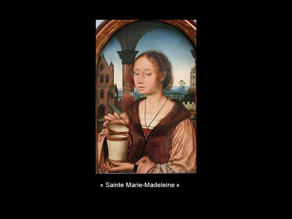 « Sainte Marie-Madeleine »