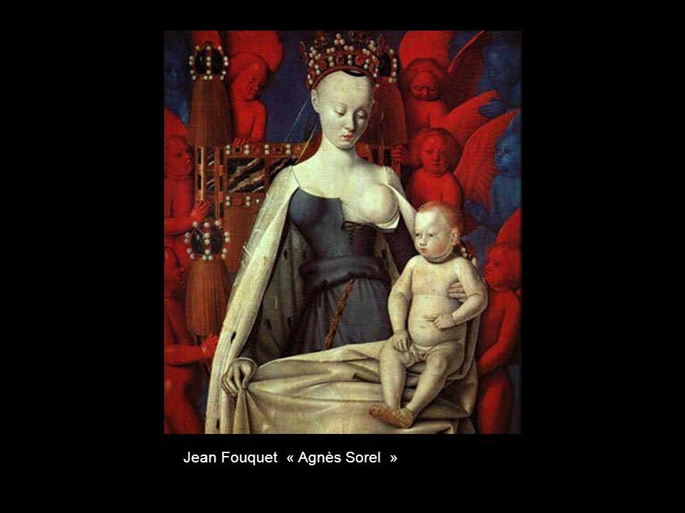Jean Fouquet « Agnès Sorel »