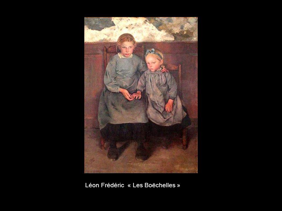 Léon Frédéric « Les Boëchelles »