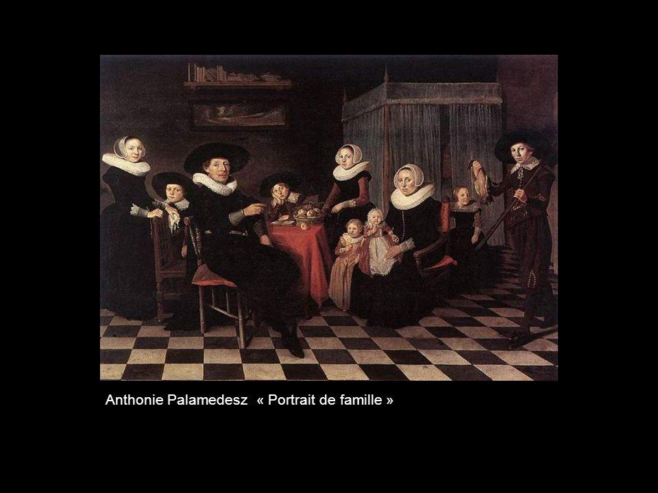 Anthonie Palamedesz « Portrait de famille »