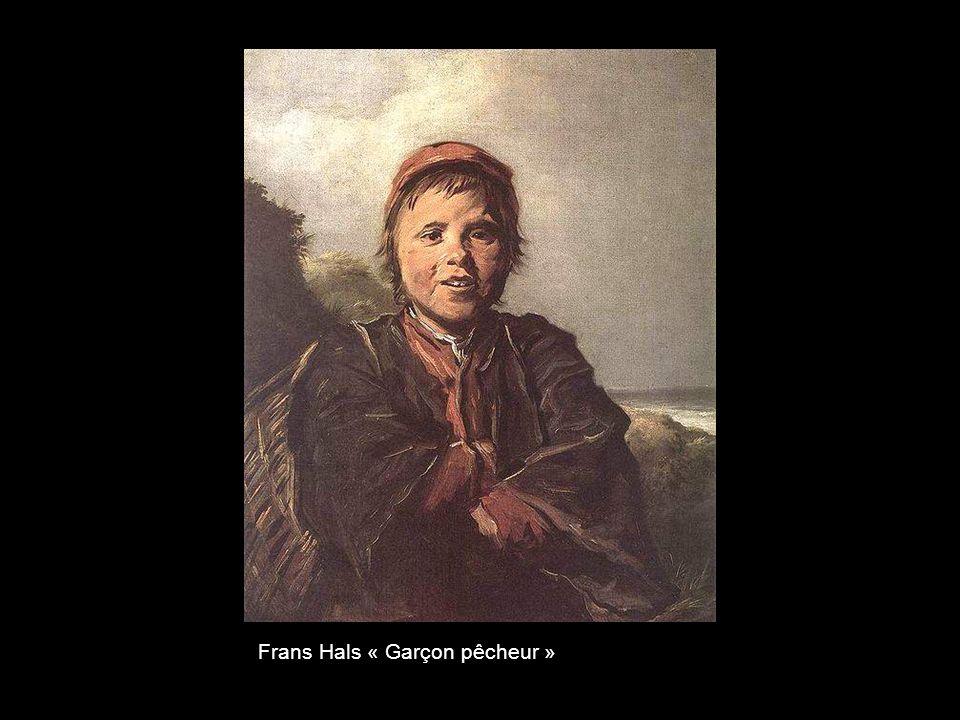 Frans Hals « Garçon pêcheur »