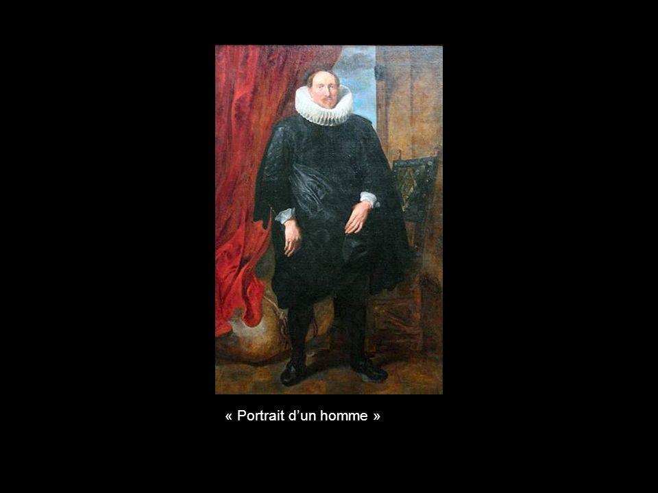 « Portrait d'un homme »