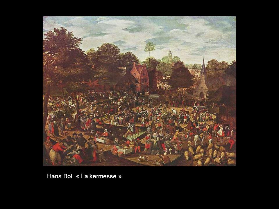 Hans Bol « La kermesse »