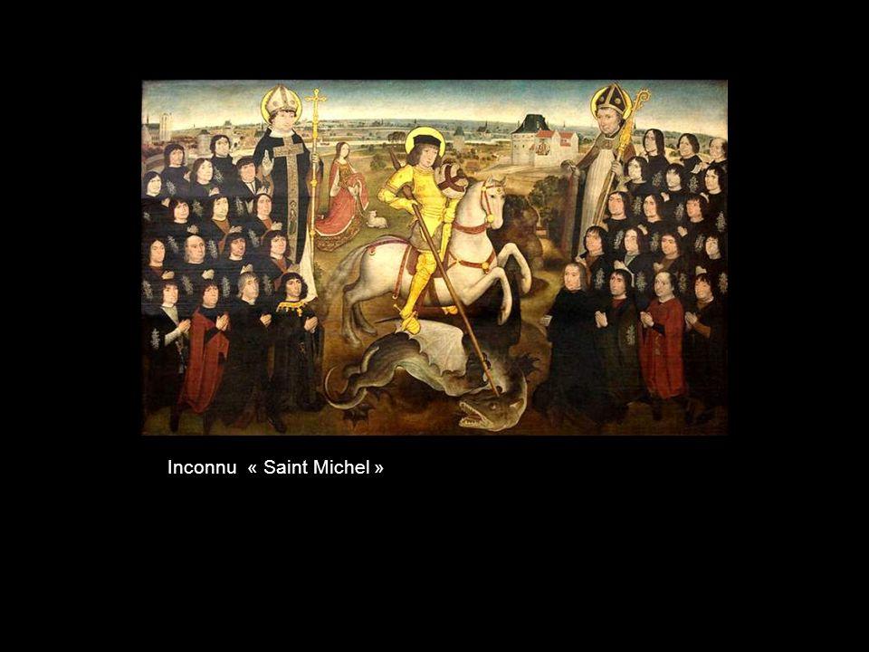 Inconnu « Saint Michel »