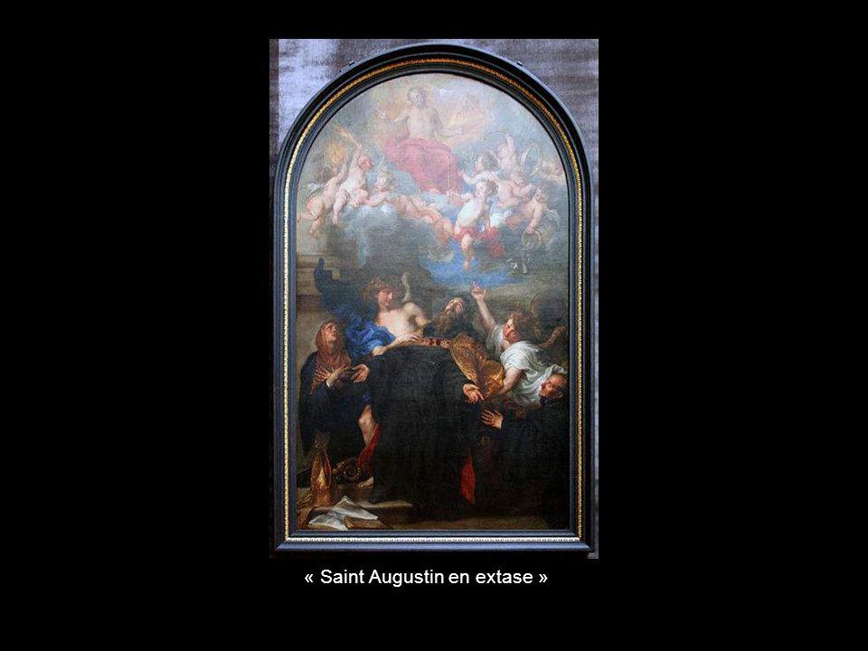 « Saint Augustin en extase »