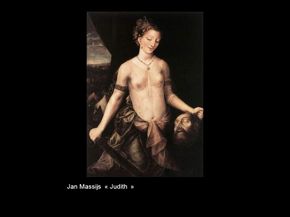 Jan Massijs « Judith »