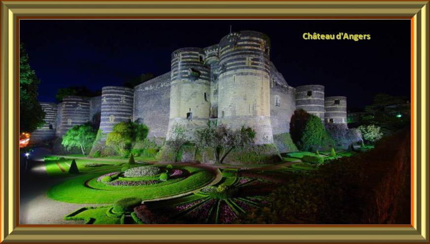 Château d Angers
