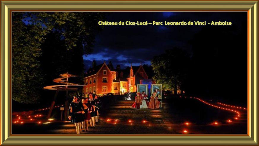 Château du Clos-Lucé – Parc Leonardo da Vinci - Amboise