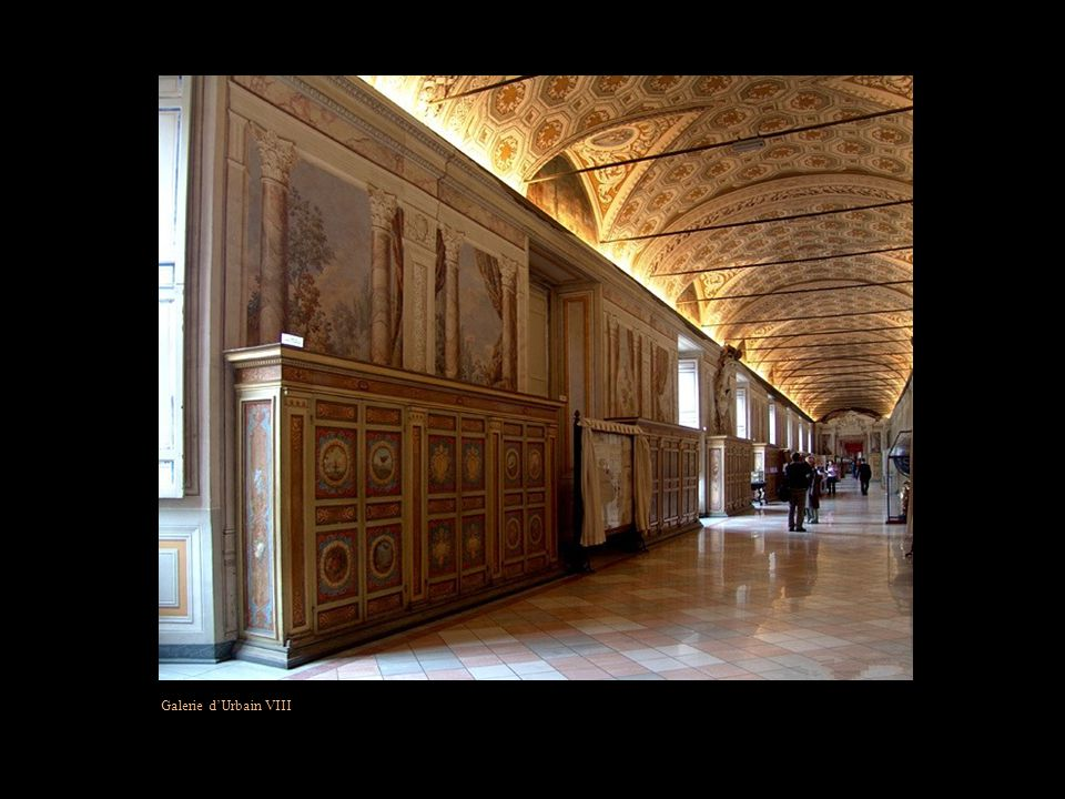 Galerie d'Urbain VIII