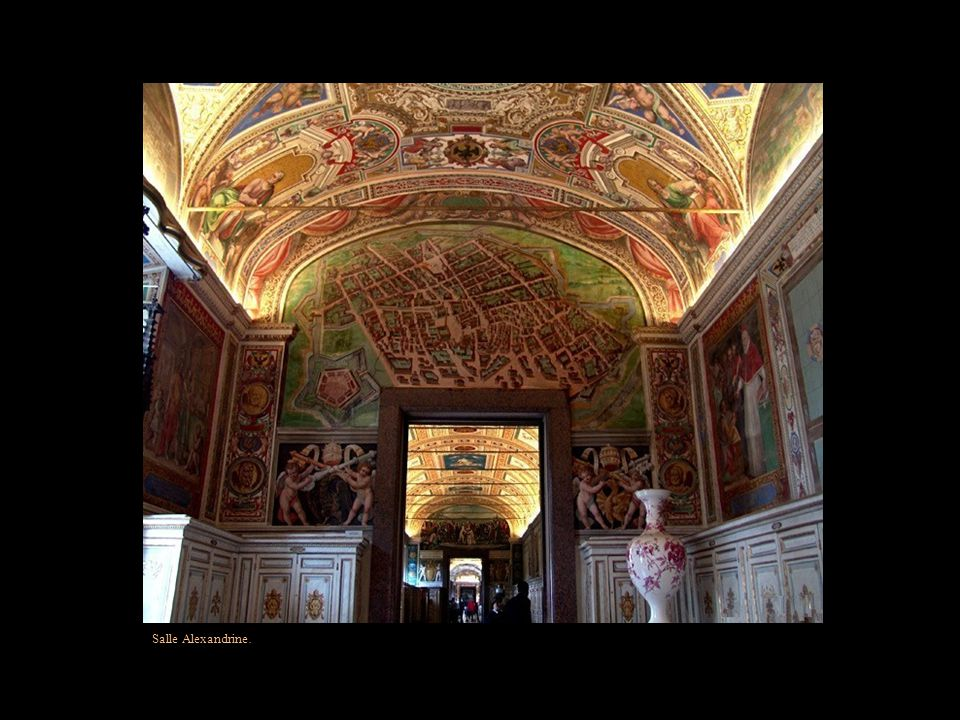 Salle Alexandrine.