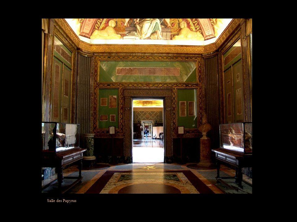 Salle des Papyrus