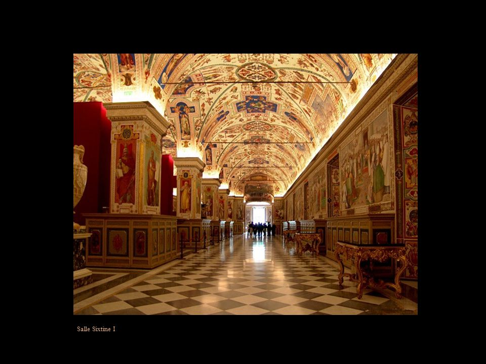 Salle Sixtine I
