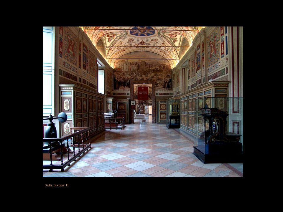 Salle Sixtine II