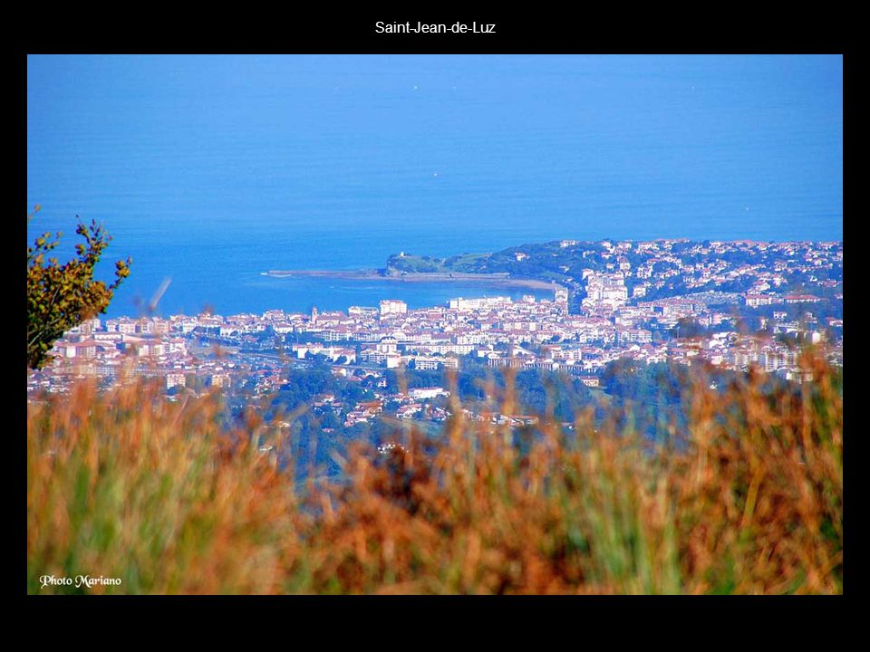 Saint-Jean-de-Luz . . . . . . .