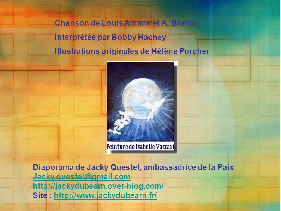 Chanson de Louis Amade et A. Breton,
