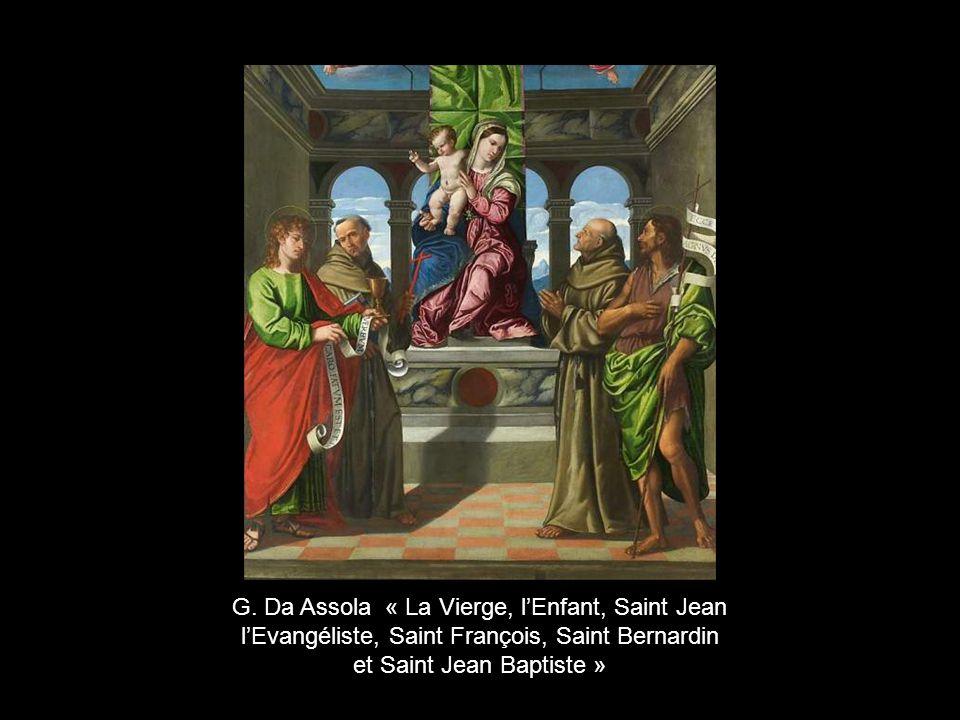et Saint Jean Baptiste »