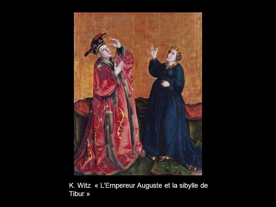 K. Witz « L'Empereur Auguste et la sibylle de Tibur »