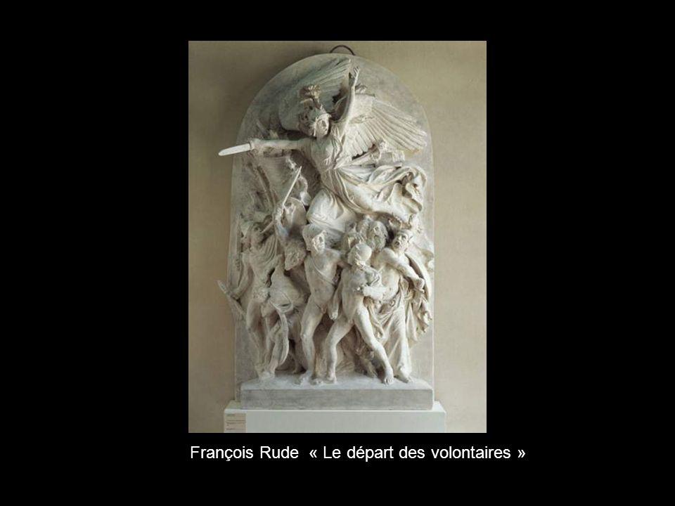 François Rude « Le départ des volontaires »