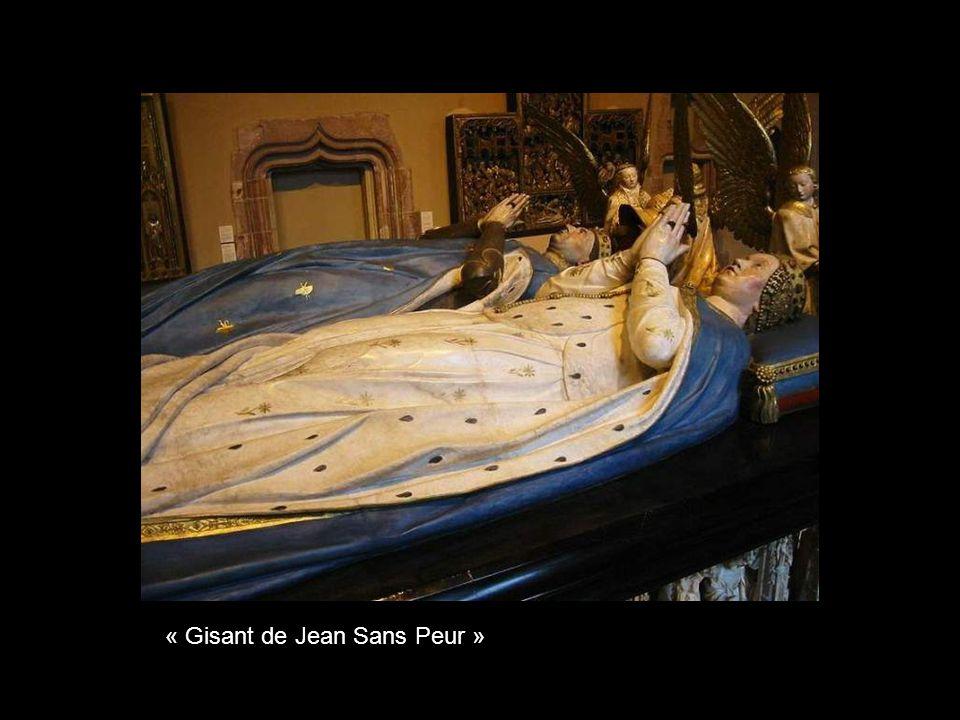« Gisant de Jean Sans Peur »