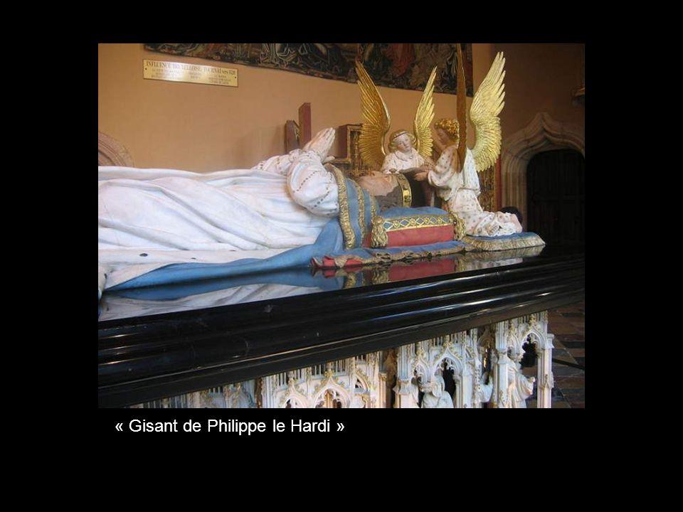 « Gisant de Philippe le Hardi »