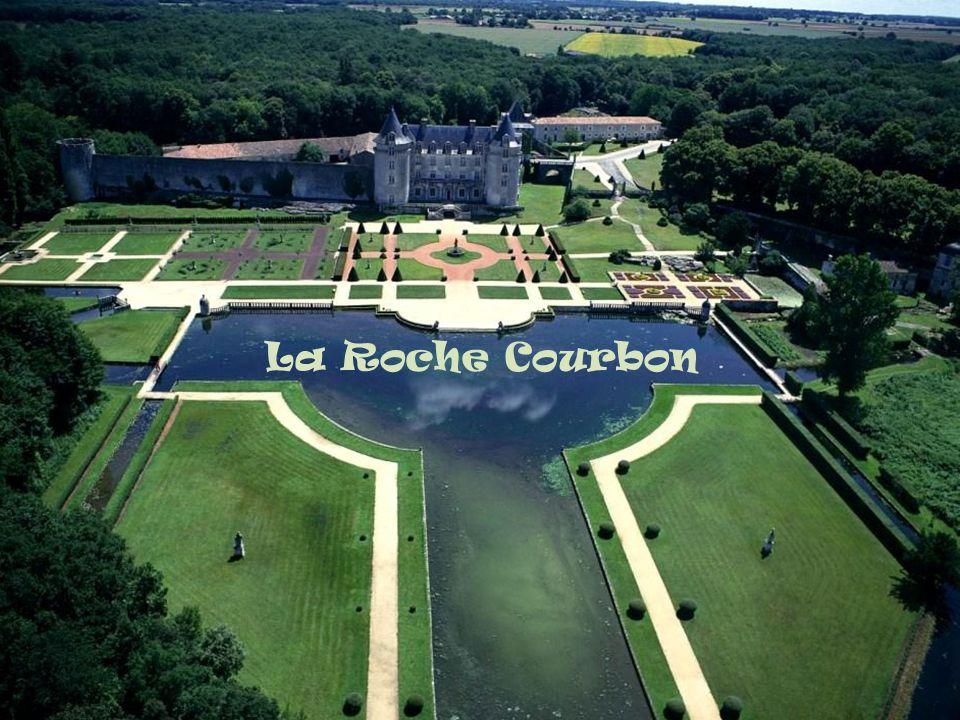 La Roche Courbon