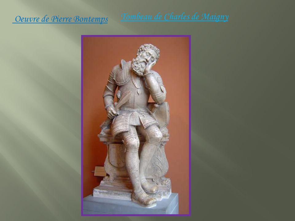 Tombeau de Charles de Maigny