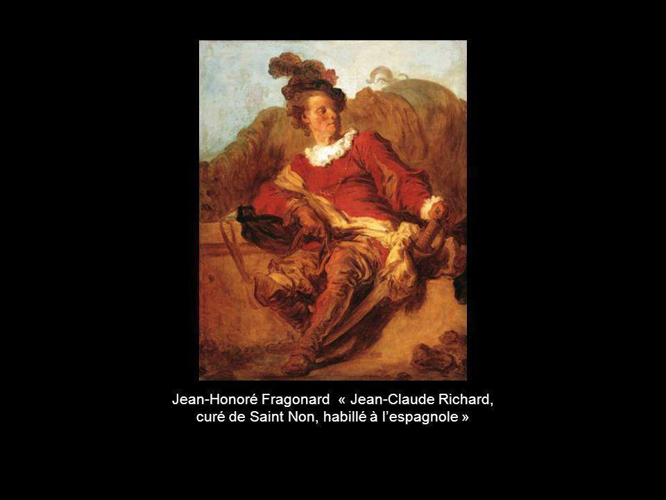 Jean-Honoré Fragonard « Jean-Claude Richard,