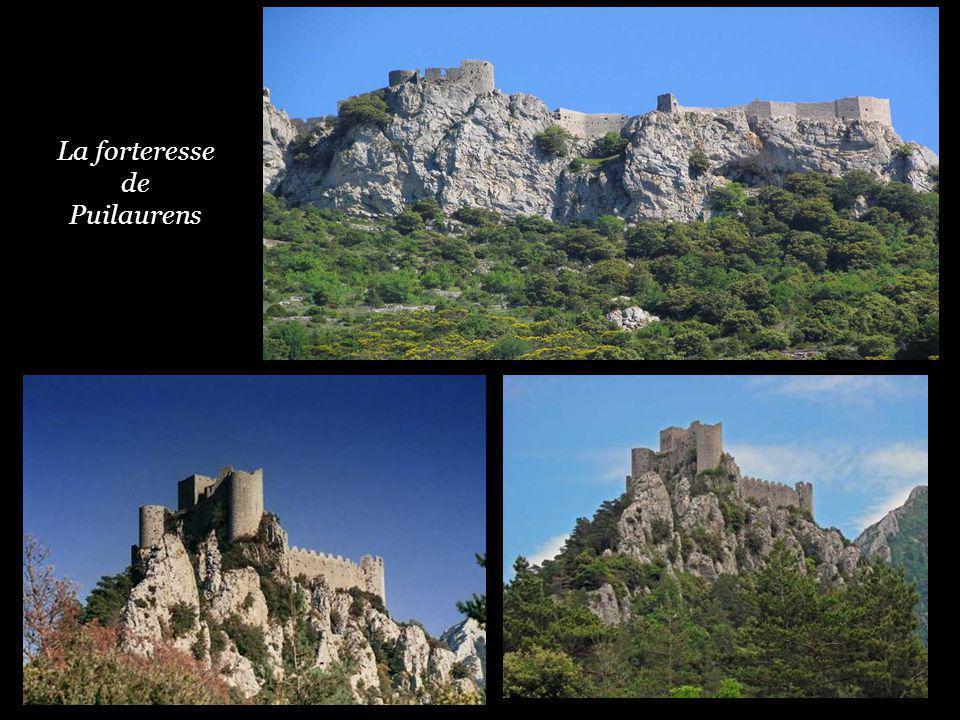 La forteresse de Puilaurens