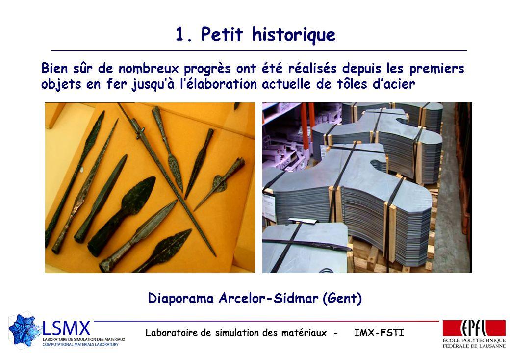 Diaporama Arcelor-Sidmar (Gent)