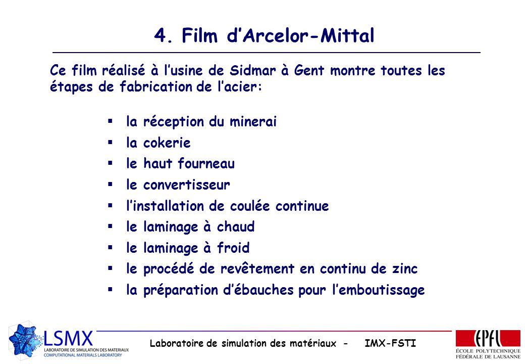 4. Film d'Arcelor-Mittal