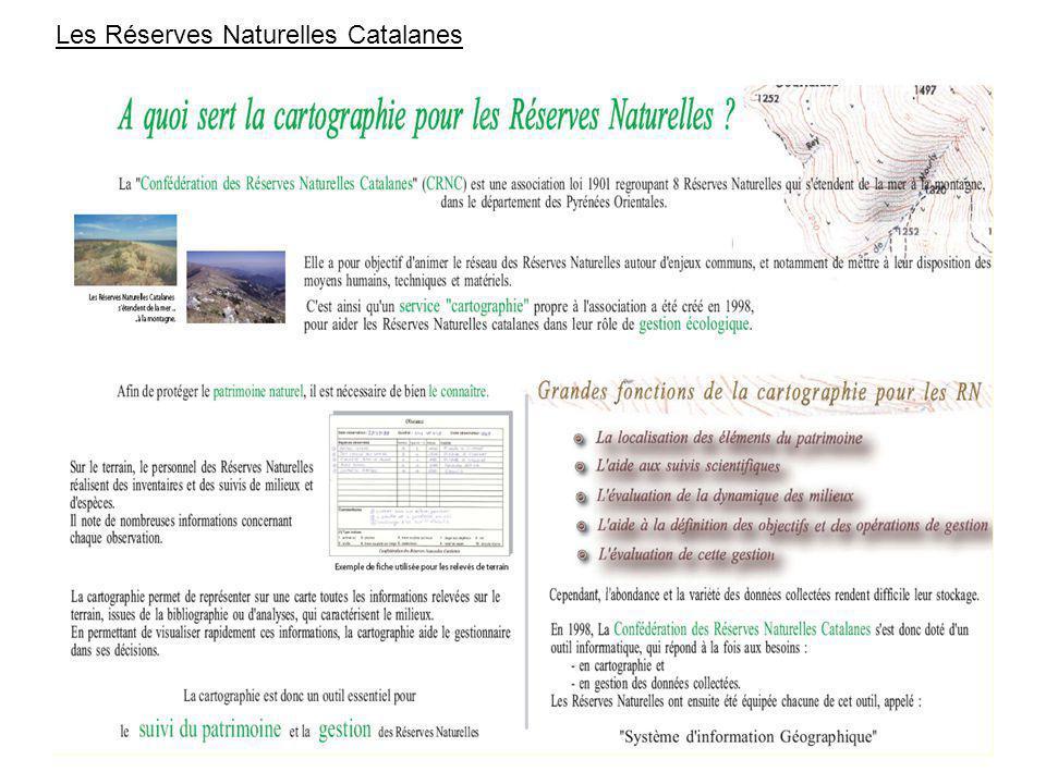 Les Réserves Naturelles Catalanes