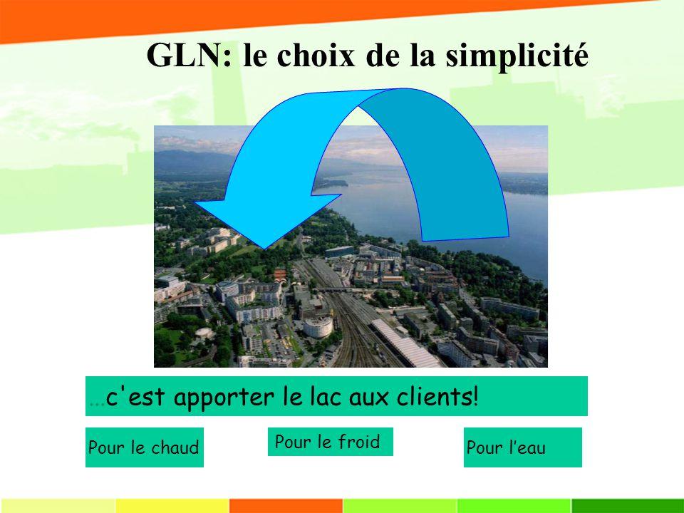 GLN: le choix de la simplicité