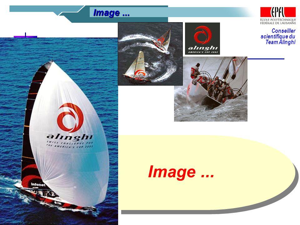 Image ... Conseiller scientifique du Team Alinghi Image ...