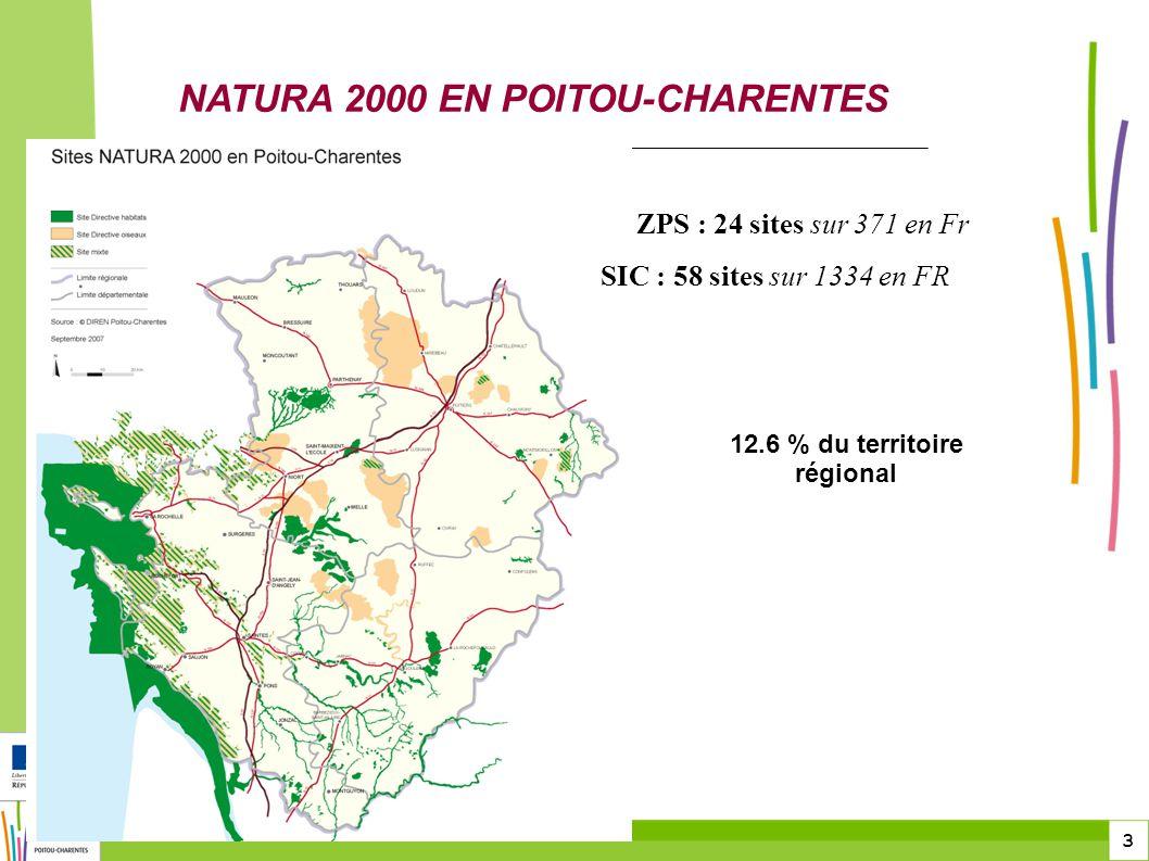 12.6 % du territoire régional