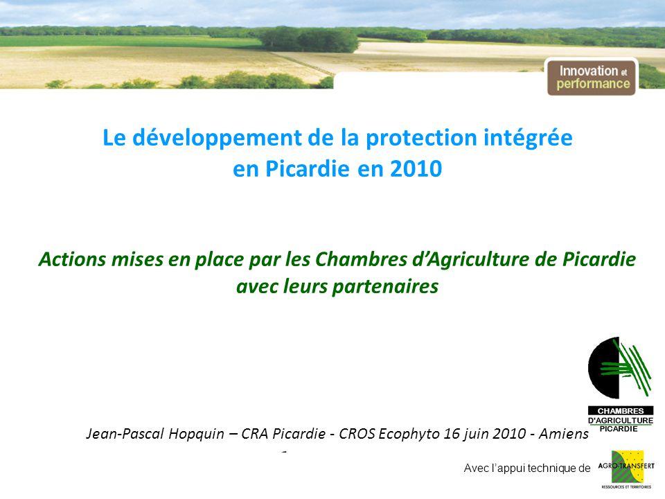 Le développement de la protection intégrée