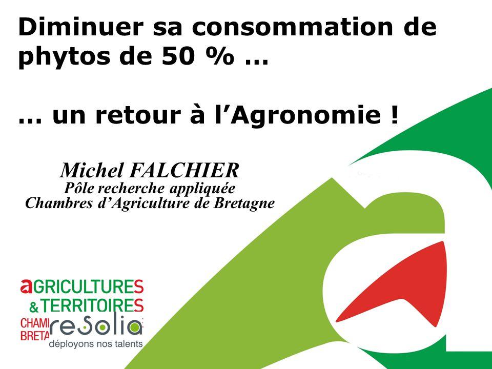 Pôle recherche appliquée Chambres d'Agriculture de Bretagne
