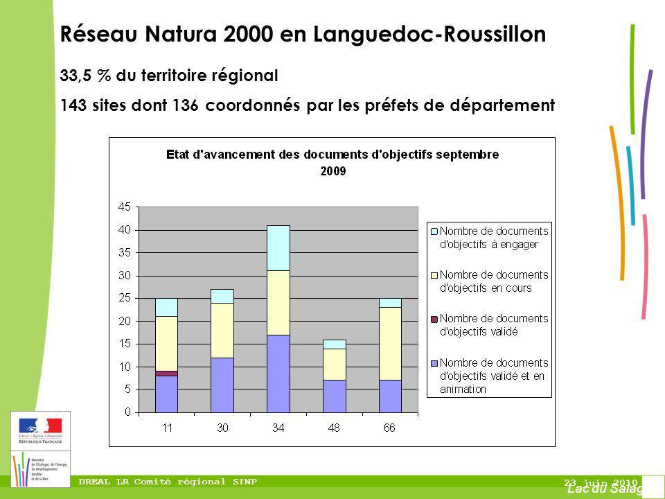 Réseau Natura 2000 en Languedoc-Roussillon