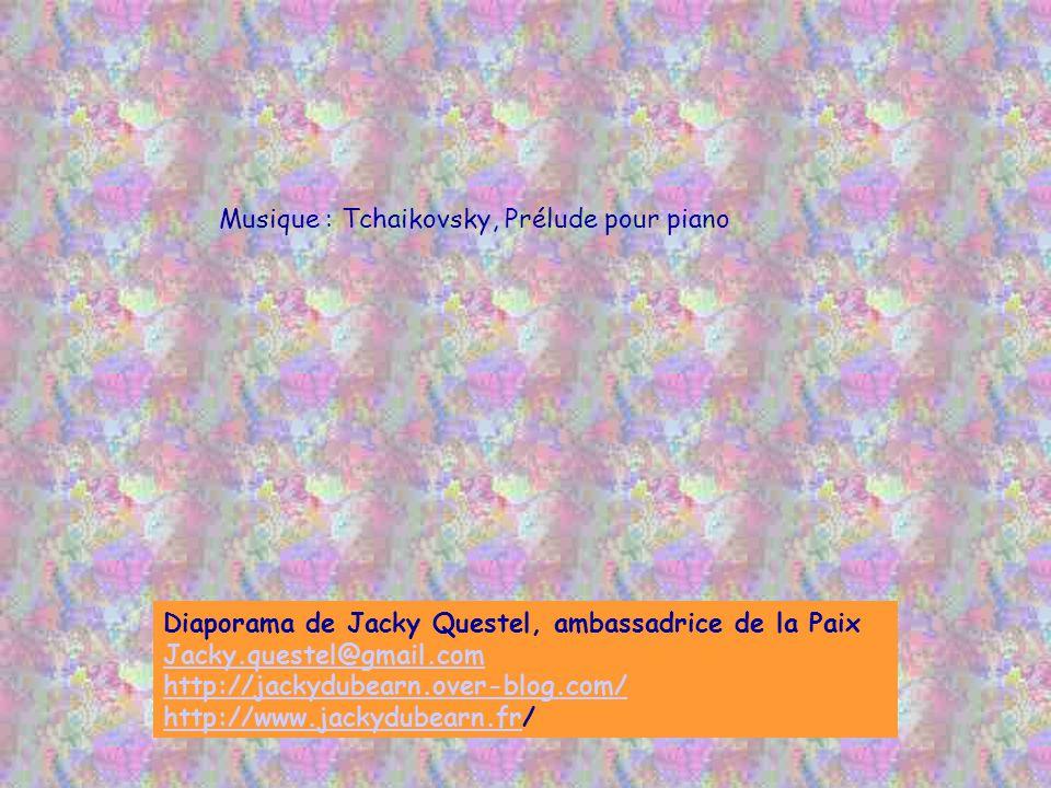 Musique : Tchaikovsky, Prélude pour piano