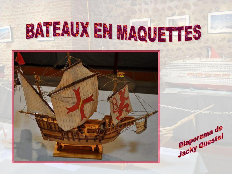 BATEAUX EN MAQUETTES Diaporama de Jacky Questel
