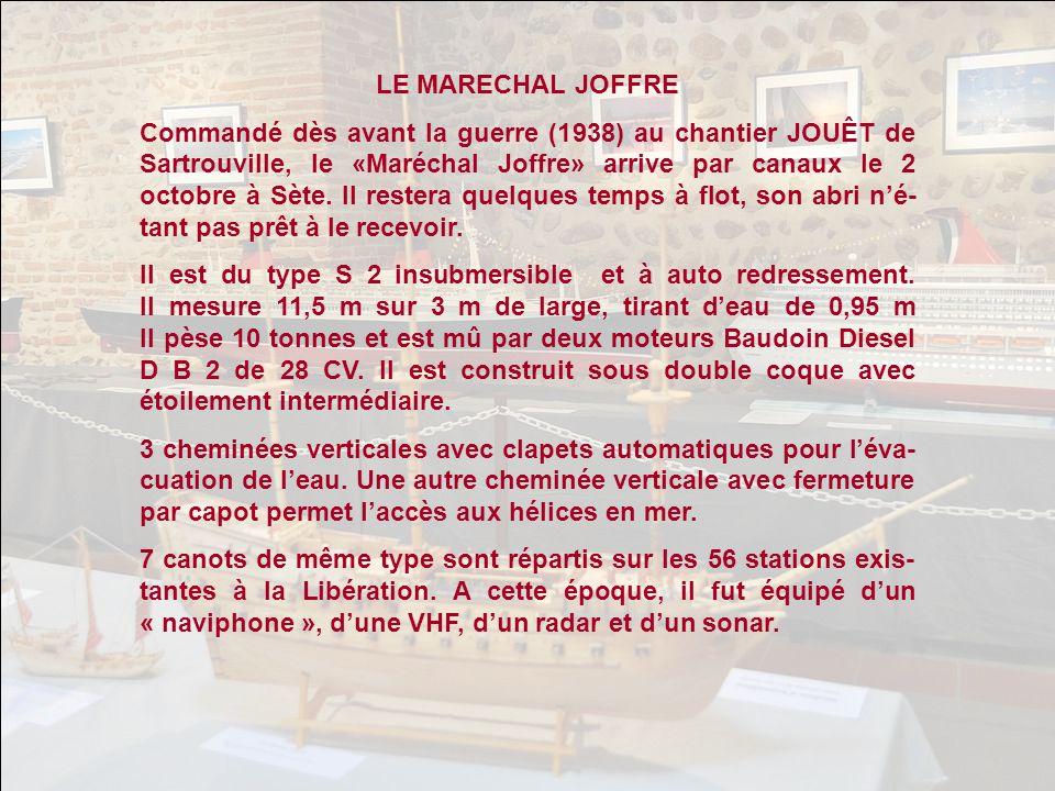 LE MARECHAL JOFFRE
