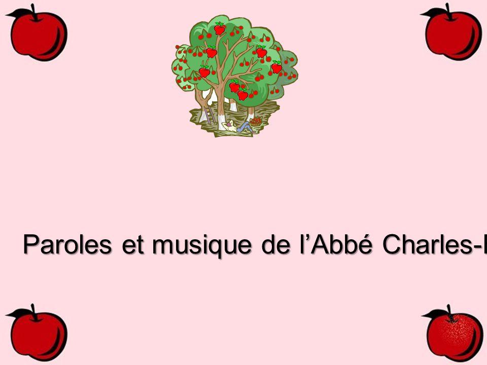 Paroles et musique de l'Abbé Charles-Émile Gadbois