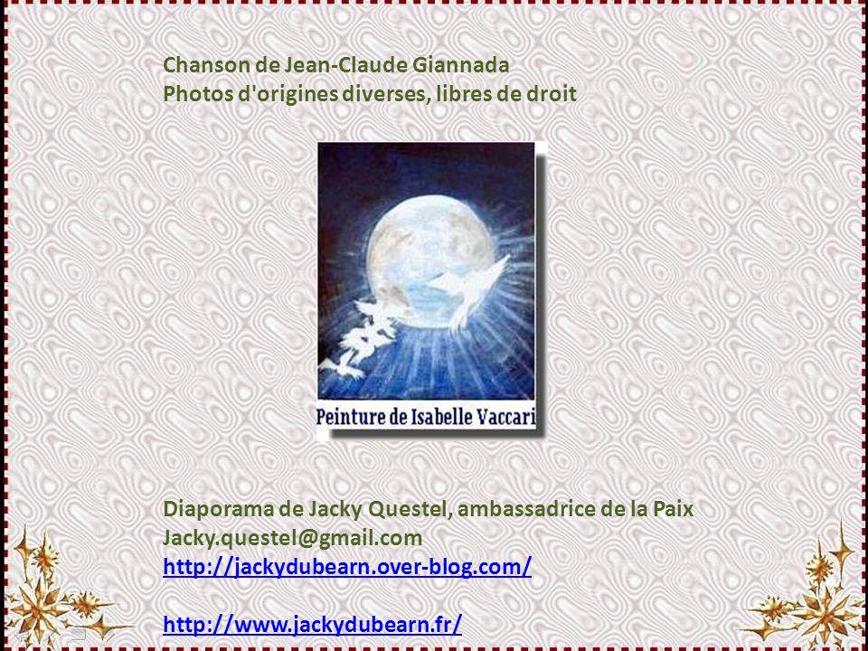 Chanson de Jean-Claude Giannada