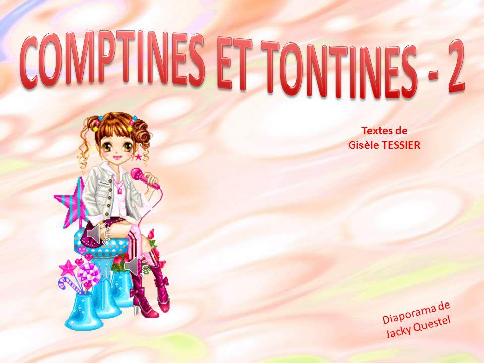 COMPTINES ET TONTINES - 2