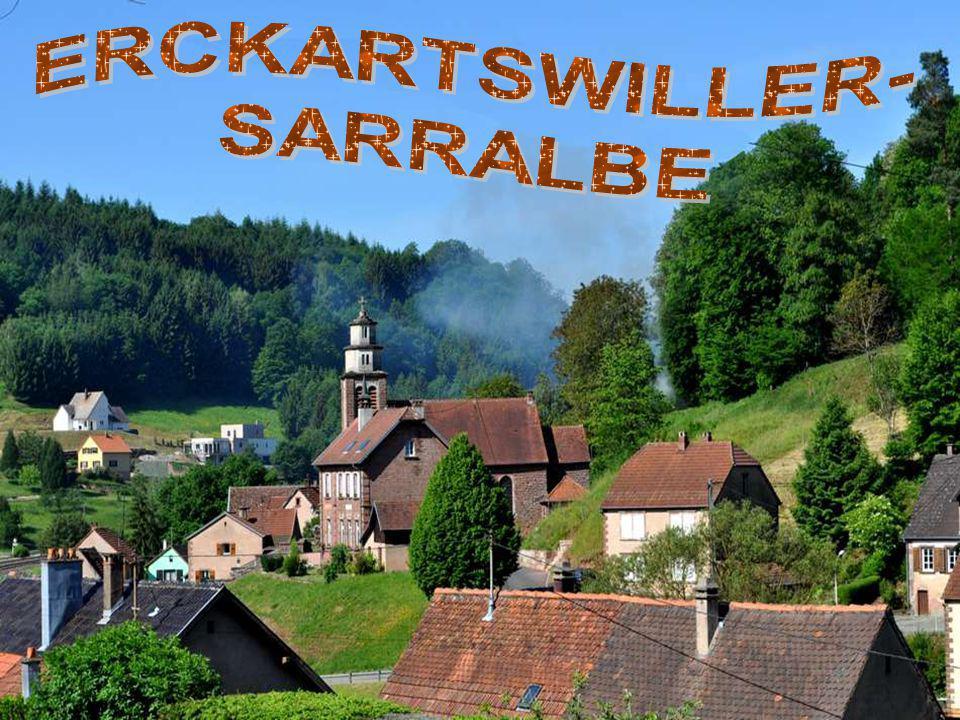 ERCKARTSWILLER- SARRALBE