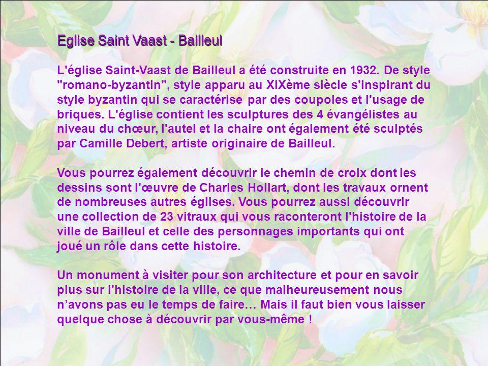 Eglise Saint Vaast - Bailleul