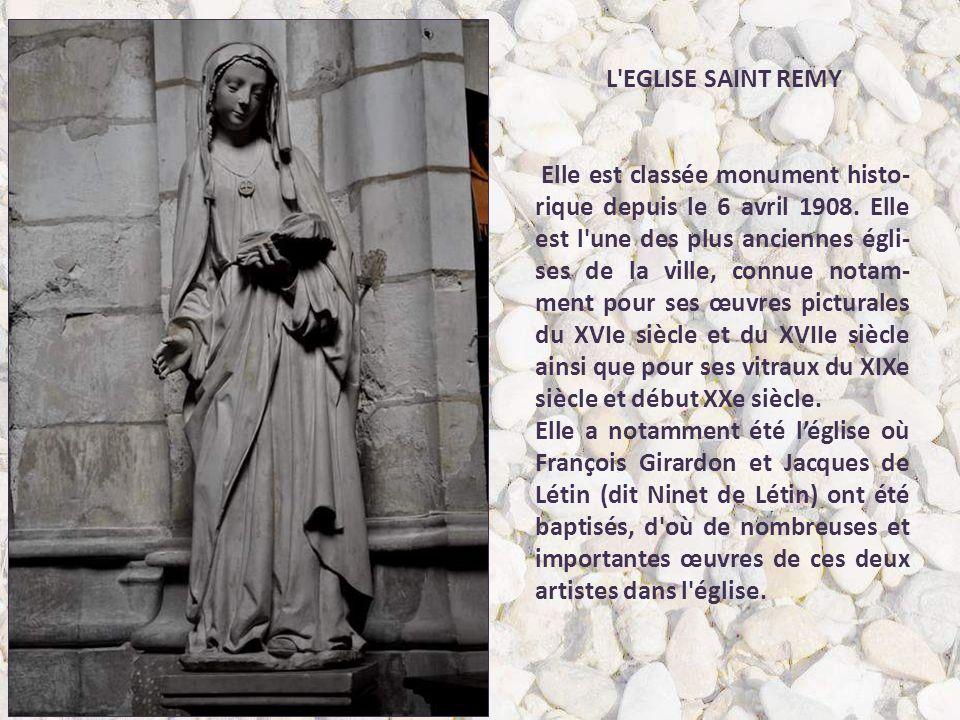 L EGLISE SAINT REMY