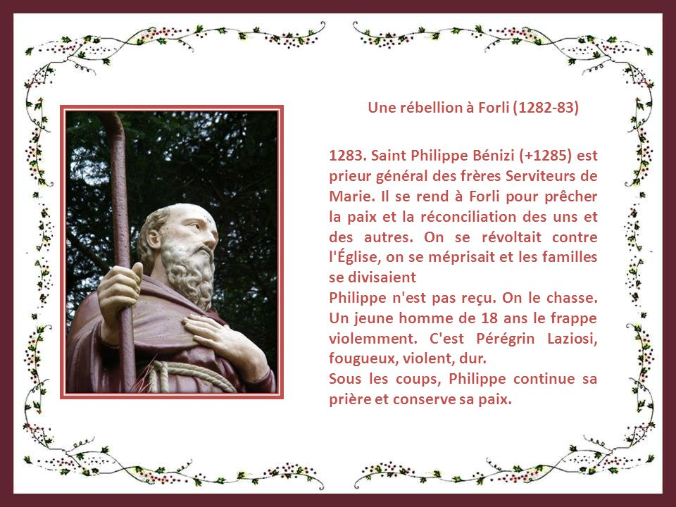 Une rébellion à Forli (1282-83)