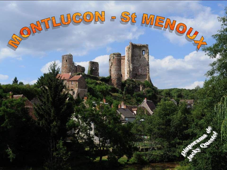 MONTLUCON - St MENOUX Diaporama de Jacky Questel
