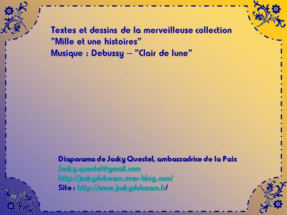 Textes et dessins de la merveilleuse collection