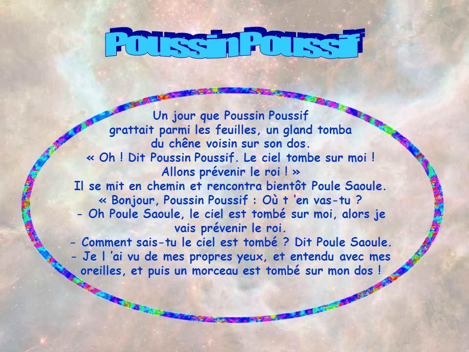 Poussin Poussif Un jour que Poussin Poussif